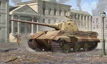 Немецкий эксперементальный танк Е-50