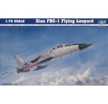 Самолёт- Flying Leopard  FBC-1