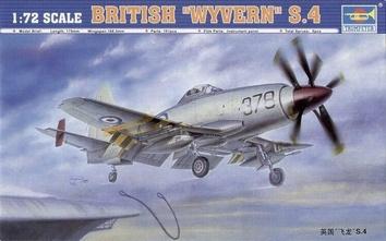 Самолёт  «WYVERN« S.4