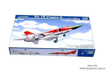 Самолет Су-15 Flagon-A