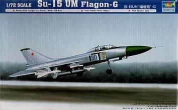 Самолет Су-15 UM Flagon-G