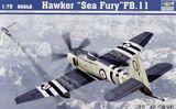 Самолет Hawker «Sea Fury« FB.11