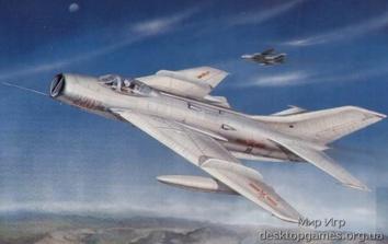 Самолет МиГ-19С