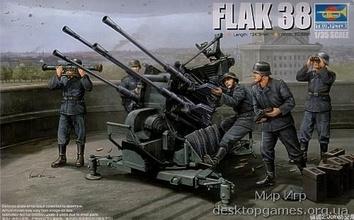 Зенитная установка FLAK 38