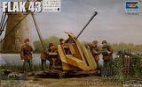 Зенитная установка FLAK 43