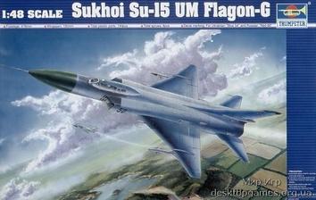 Самолёт СУ-15UM Flagon-G