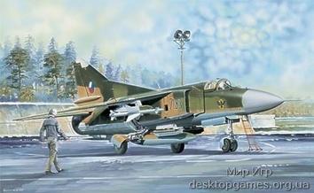 Самолёт MiG-23MF Flogger-B