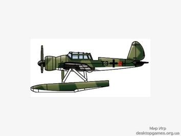 Самолёт Арадо 196