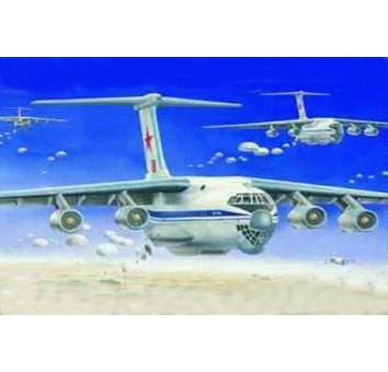 TR3901 Многоцелевой транспортный самолёт ИЛ-76