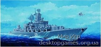 Ракетный крейсер «Москва«