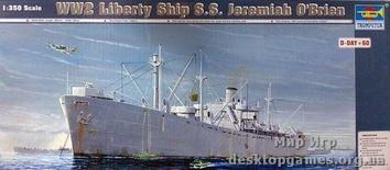 Транспортное судно Джеремия О Брайан / SS Jeremiah O Brian