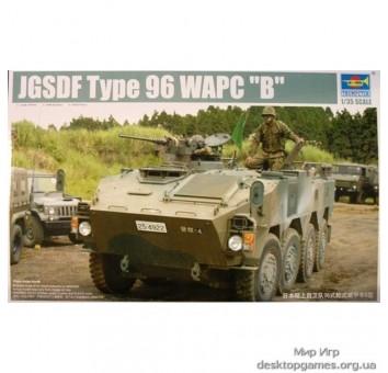 Японская БМП Type 96 WAPC  B