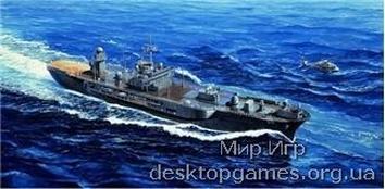 Корабль LCC-19 «Блю Ридж«