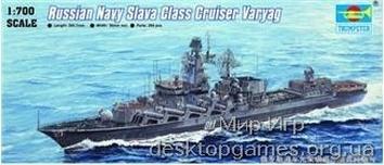 Ракетный крейсер «Варяг«