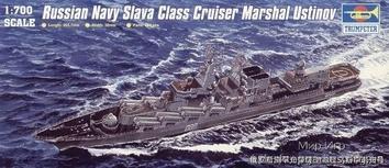 Ракетный крейсер «Маршал Устинов«