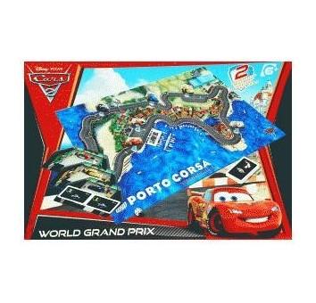 Формула 1 Гран При Тачки-2 (World Grand Prix. Cars 2)