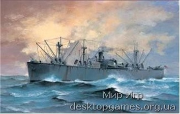 Корабль SS Jeremiah O'Brien Liberty Ship