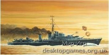 Эсминец Tribal-class HMS Eskimo (F75)1941