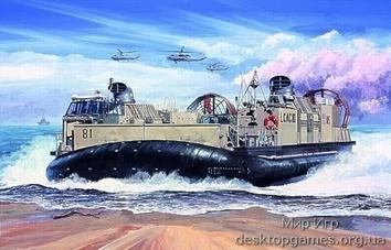 Десантный корабль США на воздушной подушке