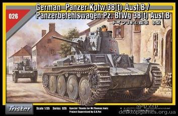 38(t) Ausf.B (в упаковке 35039!)