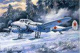 UM104 Pe-2 Soviet dive bomber (serie 55), ski variant