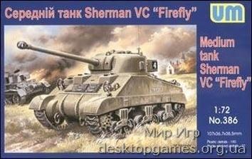 UM386 Sherman VC Firefly