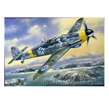 UM432 Messerschmitt Bf 109-G6, Air Force Finland