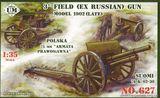 Модель 3 мм полевого орудия, 1902