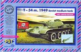 Советский средний танк T-54-2 / T-54m обр. 1949г, Metal MG Pack