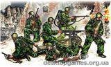 ZVE3509 WWII Soviet assault team