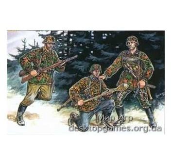 ZVE3513 WWII German assault team