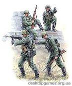 ZVE3582 German panzergrenadiers