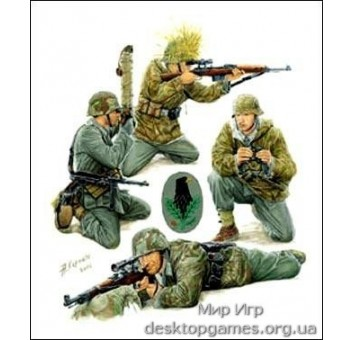 Немецкие снайперы Второй мировой войны