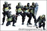 ZVE3598  VYMPEL  Russian antiterrorist unit
