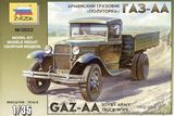 ZVE3602 GAZ-AA Soviet Light Truck WWII