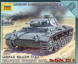 Немецкий танк Panzer III