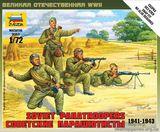 Советские парашютисты 1941-1943
