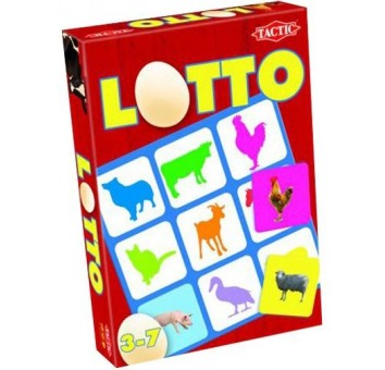 Лото. Ферма (Farm Animal Lotto)
