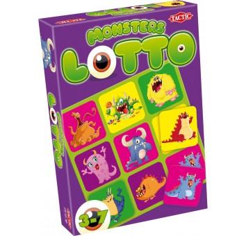 Лото с монстрами (Monsters Lotto)