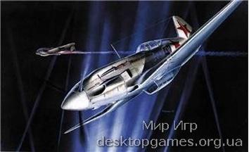 ZVE7204 Mikoyan MiG-3 WWII Soviet fighter