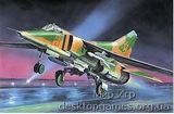 ZVE7228 Mikoyan MiG-27 Soviet fighter-bomber