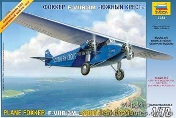 «Фоккер F-VII B/3M« Южный крест«