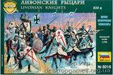 ZVE8016 Livonian Knights, XIII century
