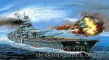 Сборная модель линкора «Бисмарк»