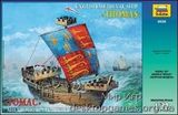«TOMAS« English medieval ship