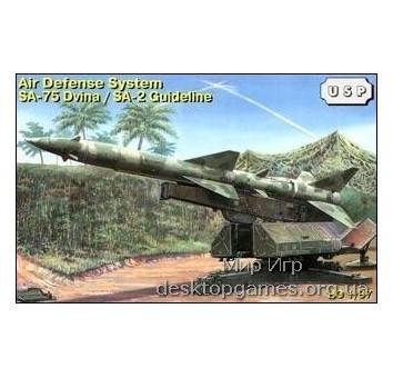 ZZ87011 SA-75 Dvina / SA-2 Guideline air defense system