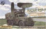ZZ87020 RSP-7 Soviet radar vehicle