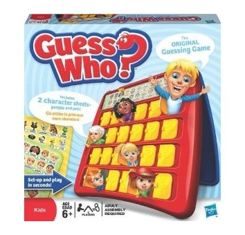 Угадай Кто?