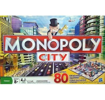 Монополия. Сити
