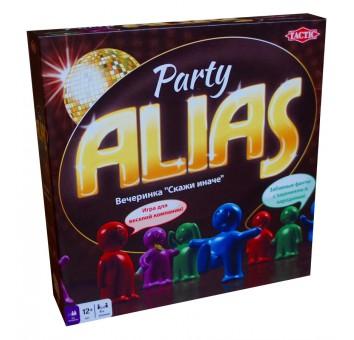 Алиас для вечеринки (Party Alias) - фото 1